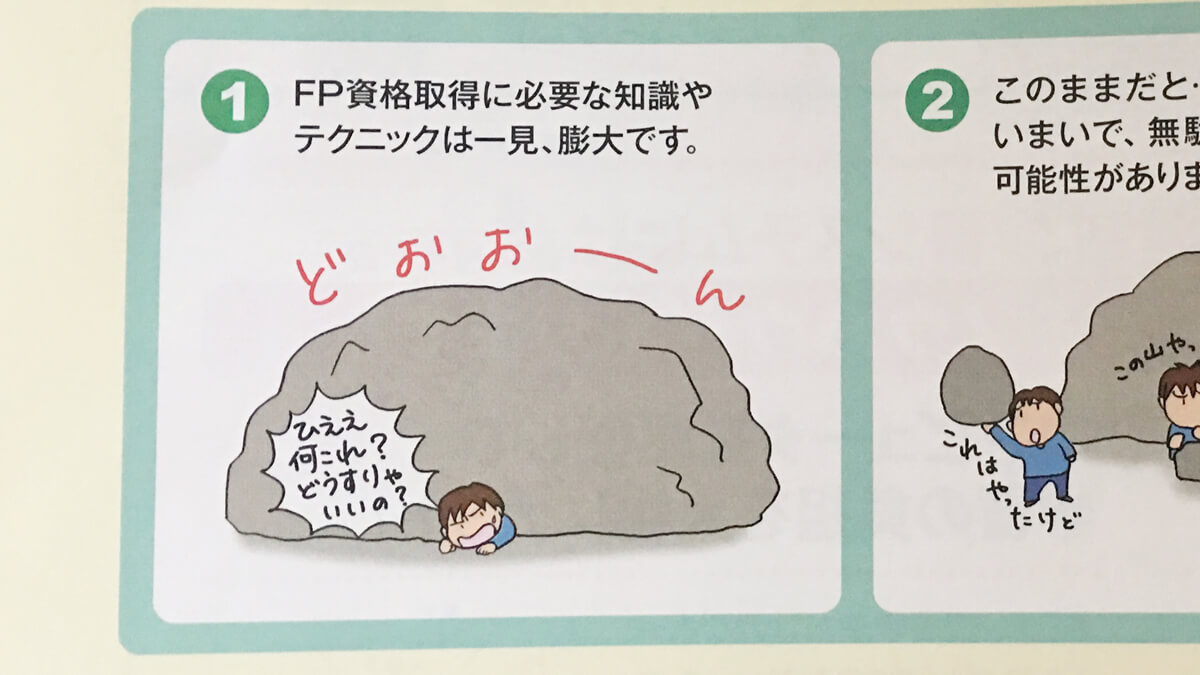 FPの試験範囲